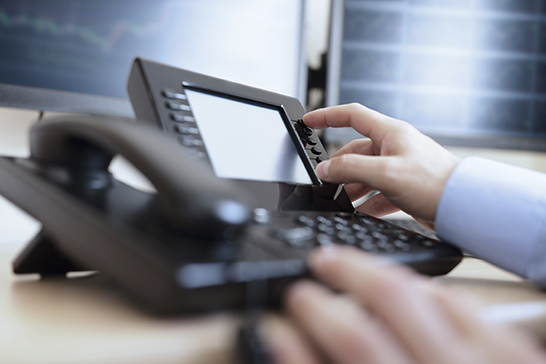 Call handling is made easy and effective with modern software tools!