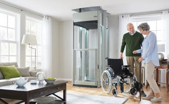 home lift elevator system