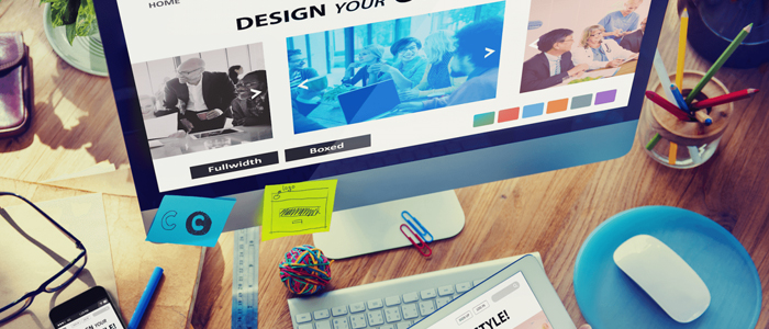 Four Main Tips for Working with Website Designers