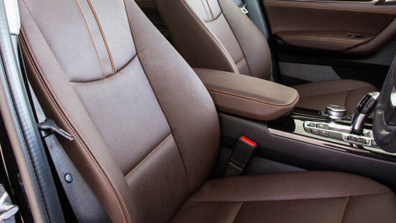Economical but Excellent use of Custom Automotive Leather