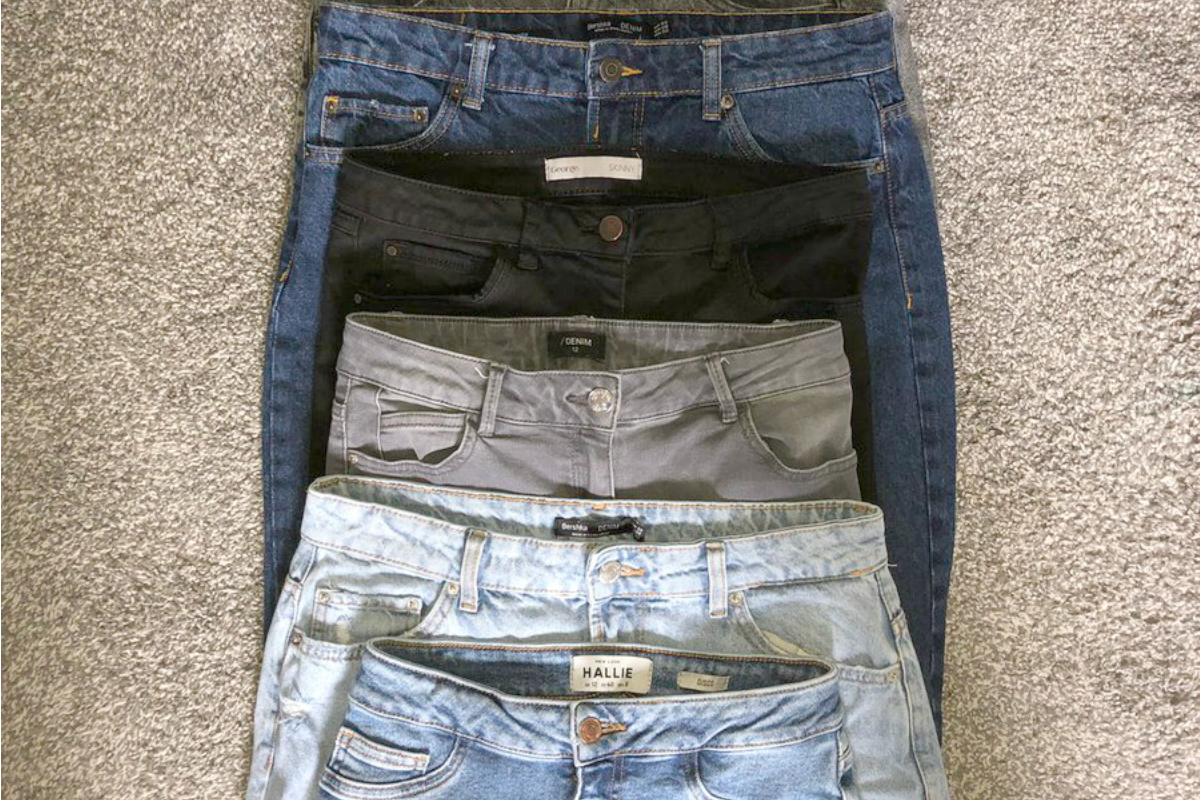 The Current Trends in Jeans Fashion