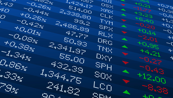 Know the list of indexes for investing in stocks